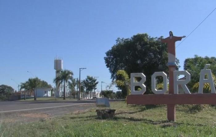 Menor cidade de SP, Borá registra o primeiro caso de Covid-19