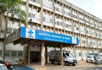 Fim de convênio muda atendimento de casos graves no Hospital Regional de Assis