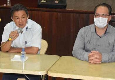 Antian e Dr. Max anunciam integrantes da equipe administrativa 2021/2024