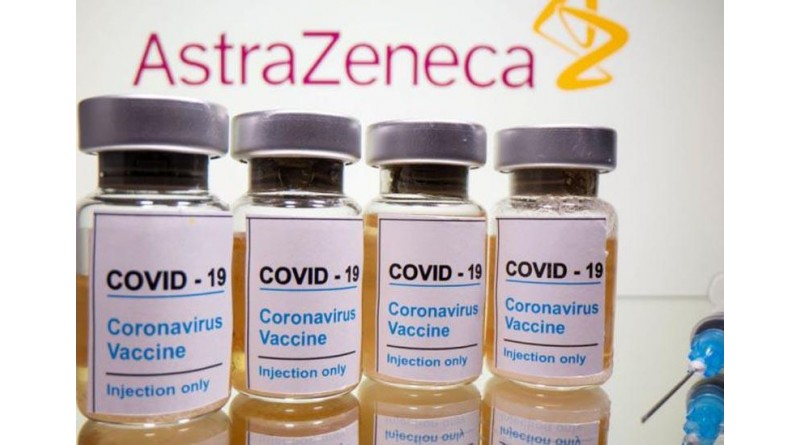 Doses da vacina Oxford/AstraZeneca chegam a Paraguaçu