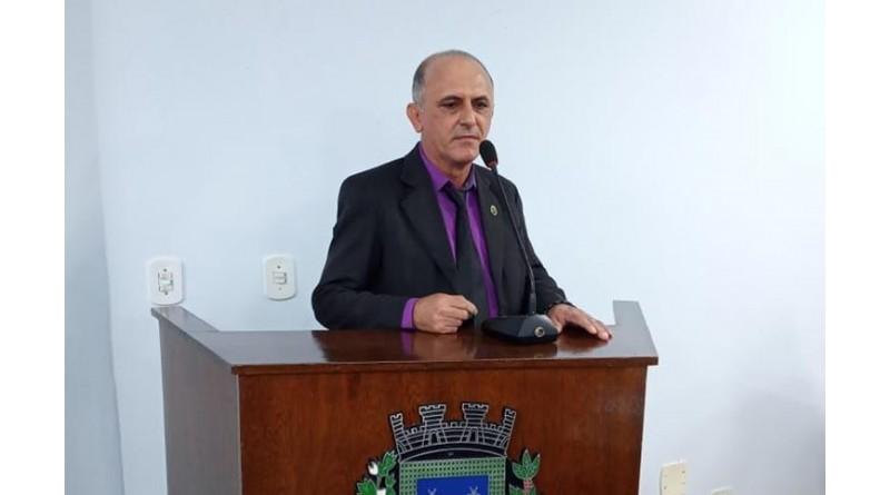 Luiz Carlos (PTB) toma posse de seu terceiro mandato como prefeito de Borá
