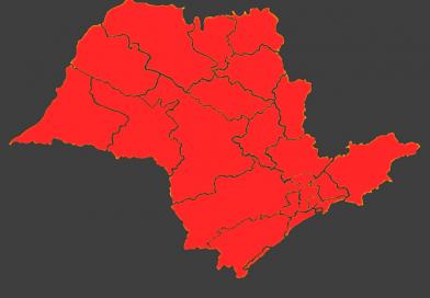 Governo de SP coloca todo estado na fase vermelha da quarentena por 14 dias a partir de sábado