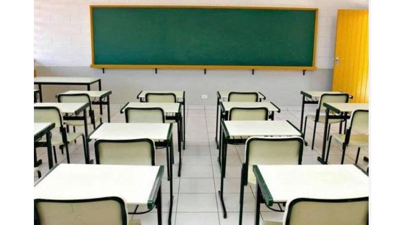 Volta às aulas presenciais é suspensa por tempo indeterminado