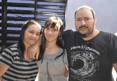 Paraguaçuense encontra filha desaparecida e faz alerta aos pais de crianças e adolescentes