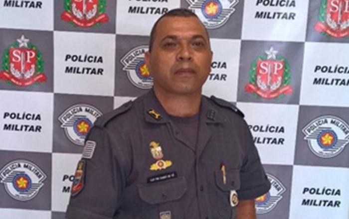 Capitão da PM de Lins morre aos 52 anos por Covid-19