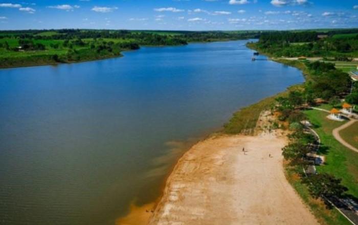 Grande Lago já está aberto para o público