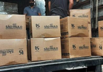 Paraguaçu recebe 800 cestas básicas do Fundo Social do Estado