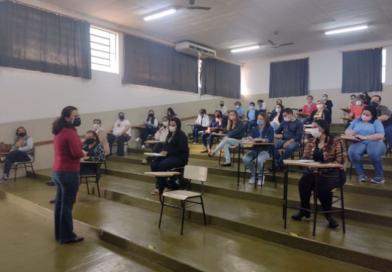 Segunda-feira em Paraguaçu será de volta às aulas