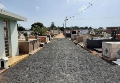 Prazo para reforma de túmulo vai até o dia 24 de outubro