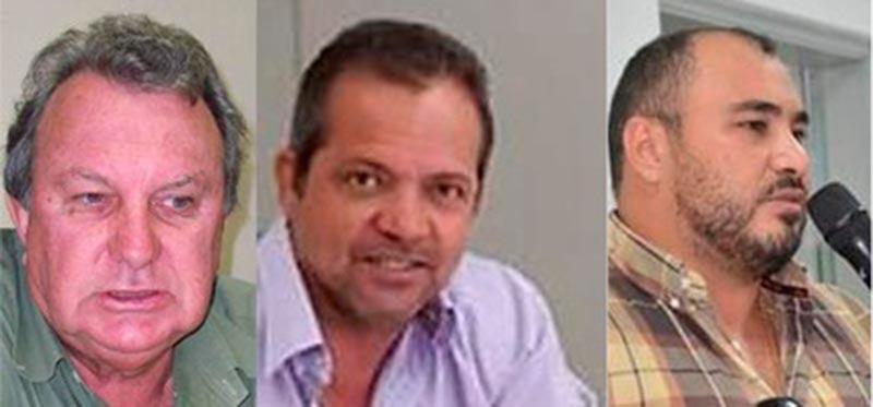 Cruzália poderá ter novamente três pré-candidatos à prefeitura