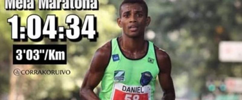 O atleta paraguaçuense Daniel Nascimento supera bicampeão da São Silvestre e vence Meia Maratona Internacional de São Paulo