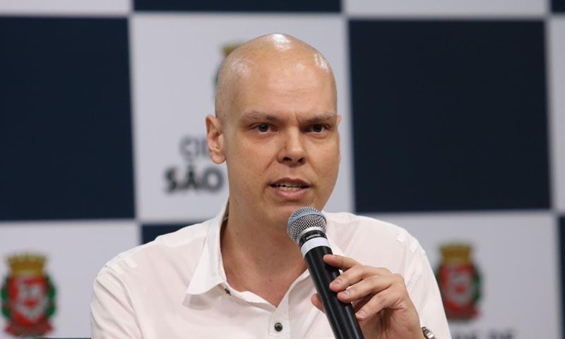 SP: Prefeito Bruno Covas testa positivo para covid-19