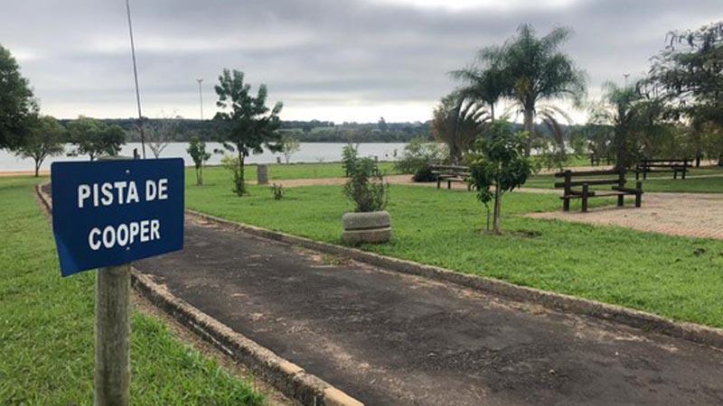 Paraguaçu Paulista libera pistas de caminhada