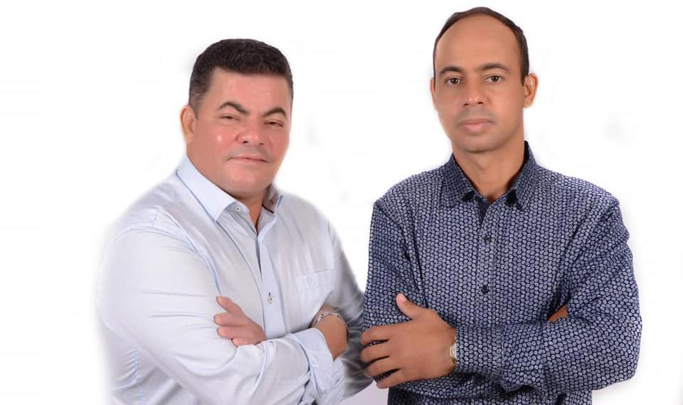 Manoel Possidonio é pré-candidato a prefeito de Platina e Ozeias Pereira é pré-candidato a vice