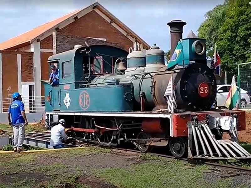 Devido ao aumento de casos de covid-19, Paraguaçu Paulista cancela retomada dos passeios do Trem Turístico em 2020
