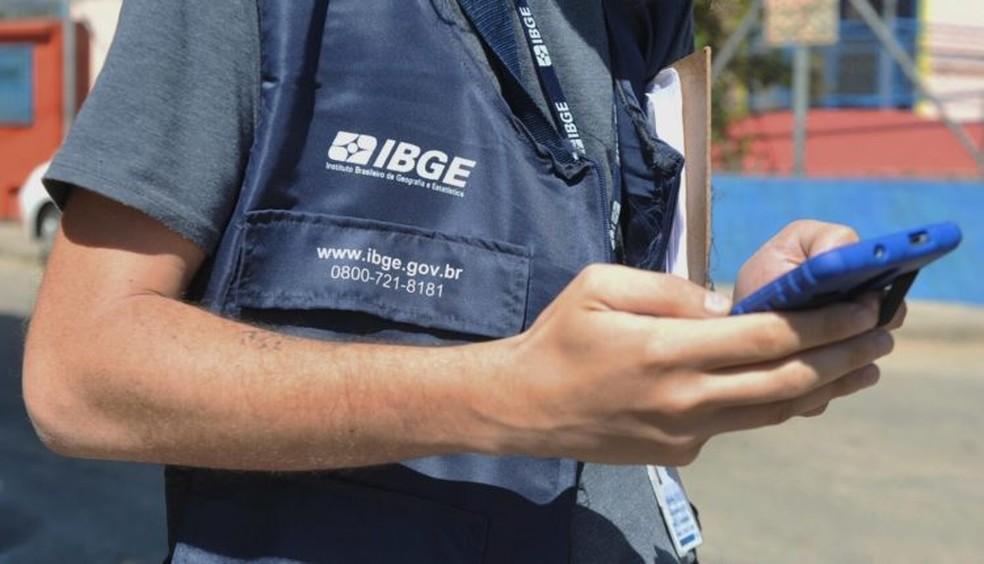 IBGE abre concurso com mais de 2,5 mil vagas na região para o Censo 2021